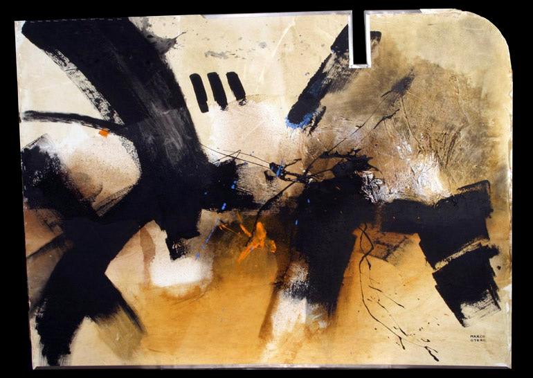 taller de pintura clases de pintura marco otero artista plastico argentino arte abstracto. Black Bedroom Furniture Sets. Home Design Ideas